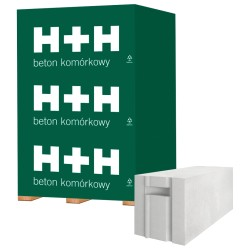 H+H Silver gr. 24 cm 500 kg/m3 (pełna paleta)