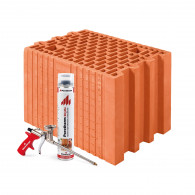 Wienerberger Porotherm 25 Dryfix klasa 15