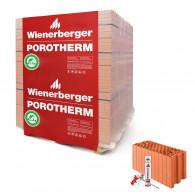 Wienerberger Porotherm 18.8 Dryfix klasa 15 (pełna paleta)