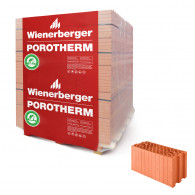 Wienerberger Porotherm 18.8 P+W klasa 15 (pełna paleta)