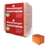 Wienerberger Porotherm 25 E3 klasa 15 (pełna paleta)