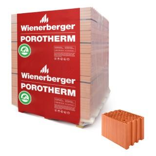 Wienerberger Porotherm 25 P+W klasa 15 (pełna paleta)