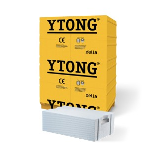 Ytong Energo+ PP2/0,3 S+GT gr. 48 cm (pełna paleta)